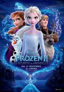 Frozen Payoff Poster